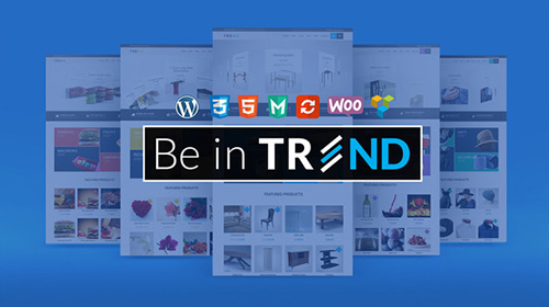 ThemeForest - TREND v1.0.0 - Responsive WooCommerce WordPress Theme