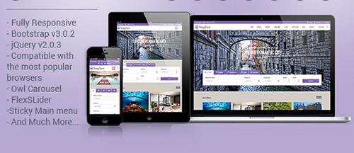 Unique Travel Agency Travel Agency Website