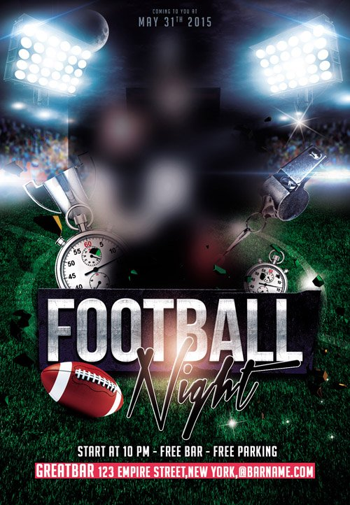 American Football Graphics