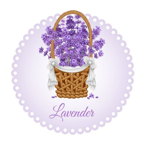 lavender vintage background - photo #40