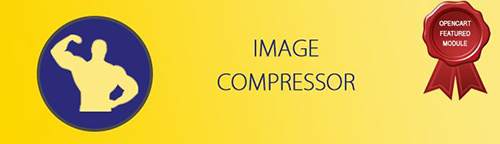 Image Compressor (VQMod) - Increase Site Speed - OpenCart Extension