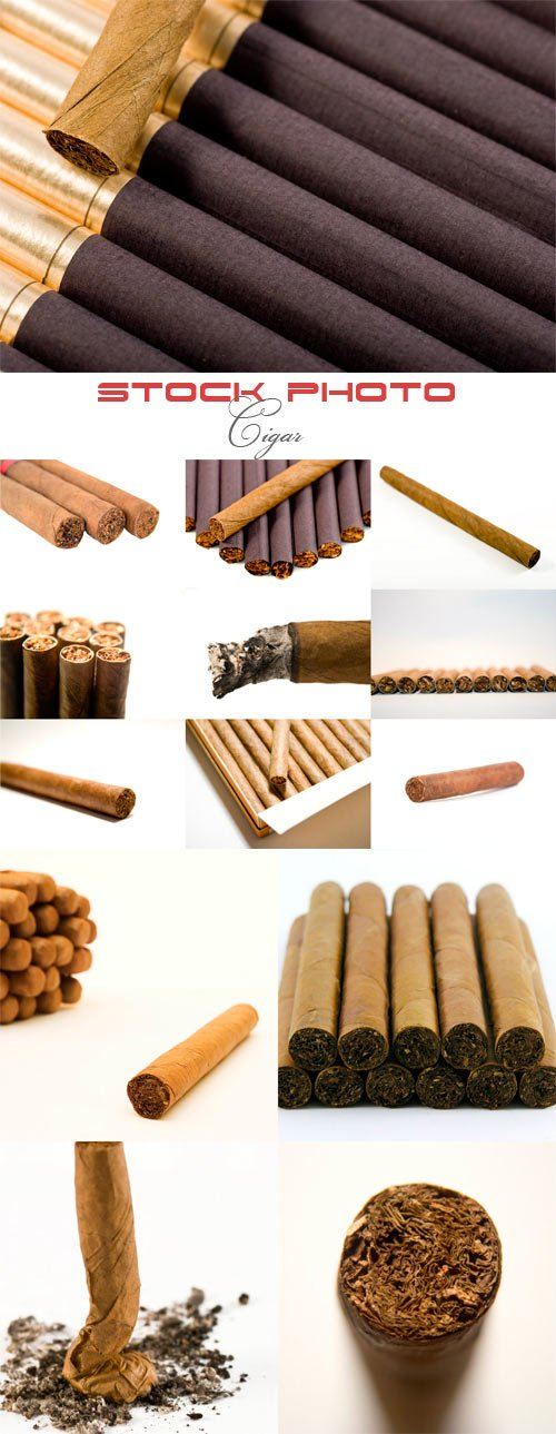 Cigar raster graphics