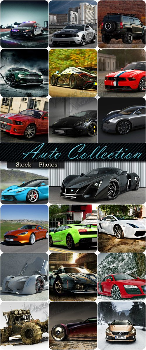 Big collection Car