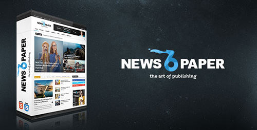 ThemeForest - Newspaper v6.3.2 - Premium WordPress Theme