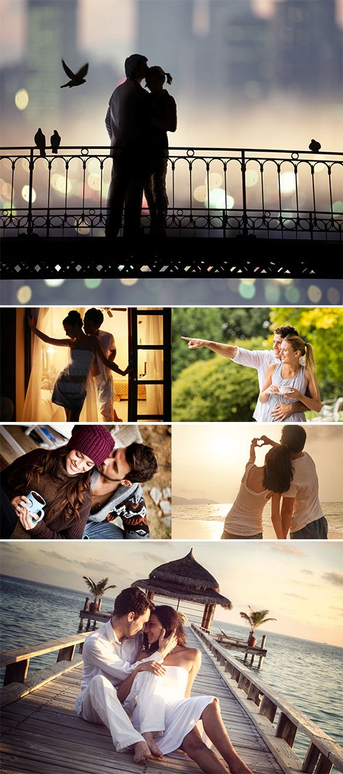 Stock Images  Romantic couple
