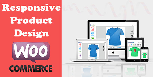 CodeCanyon - Responsive Product Designer for WooCommerce v1.0