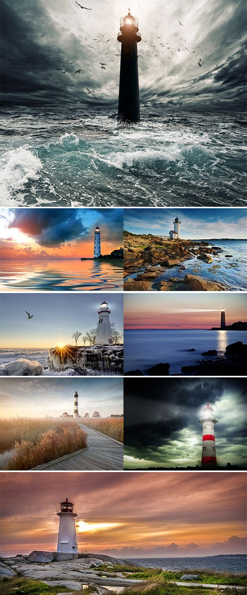 Stock Photos Lighthouse