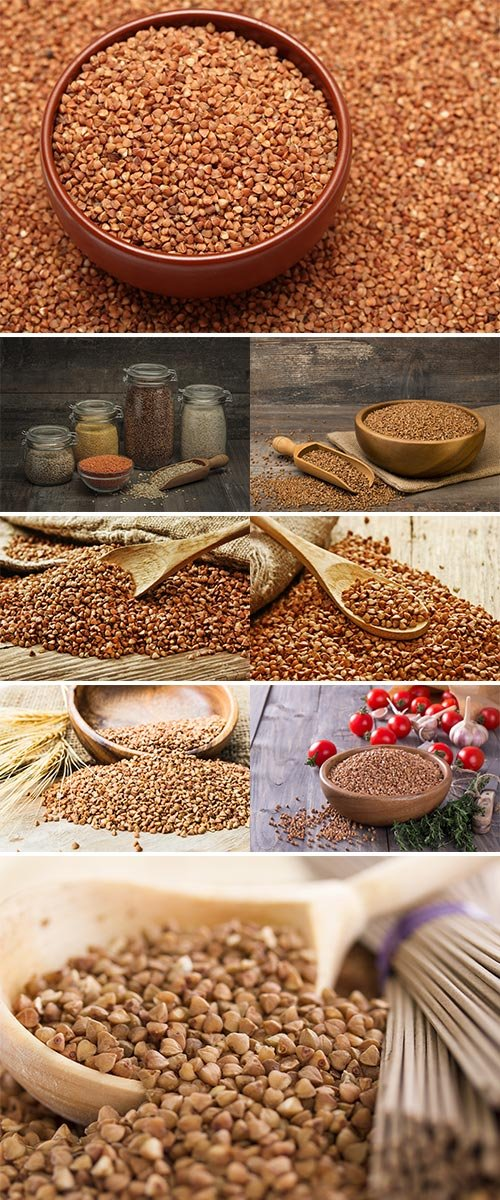 Stock Images Buckwheat
