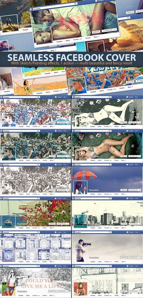 CM - Seamless FB cover 370292