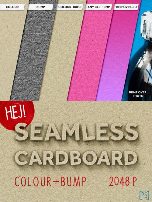 ASL - Seamless Cardboard