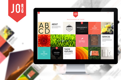 Jorg v1.5 - Magazine, Reviews & Portfolio - CM 382833