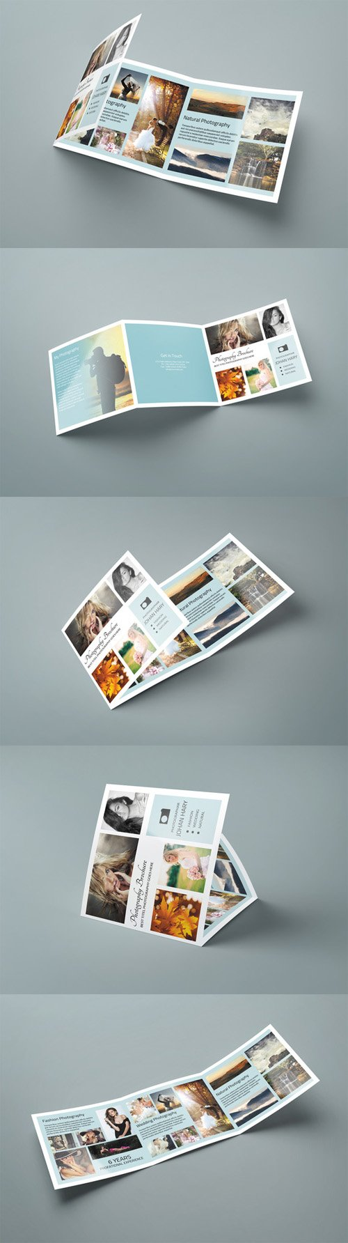 CM - Trifold Photography Brochure 396014