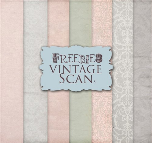 Vintage Background Textures - Shabby Dreams