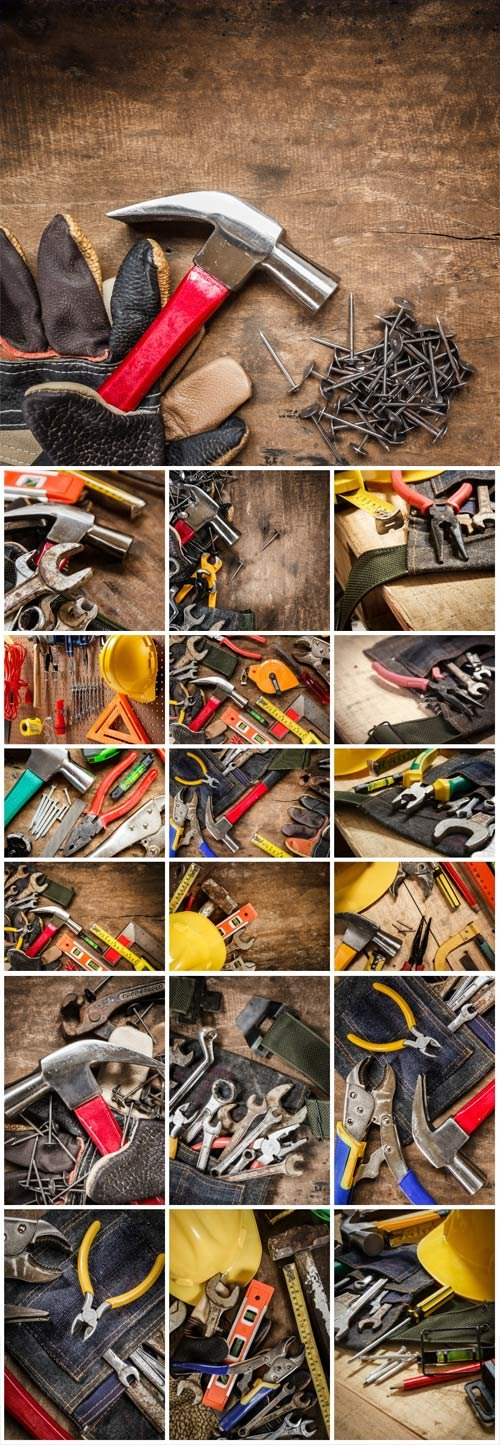 Tools - stock photos