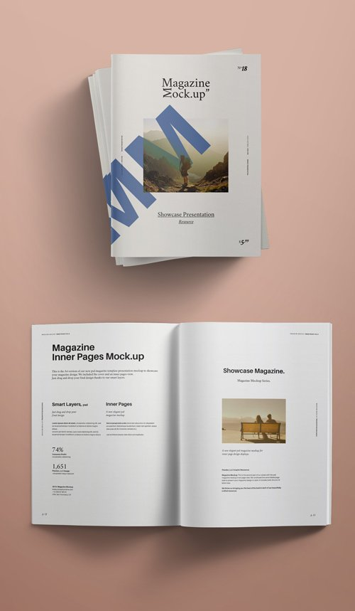 magazine cover pdf free download