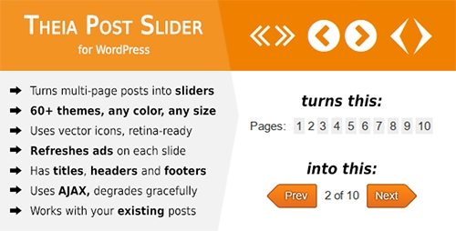 CodeCanyon - Theia Post Slider for WordPress v1.9.7 - 2856832
