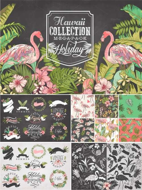 CM - Hawaii Collection Mega Pack