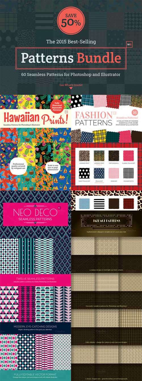 CM - 2015 Best-Selling Patterns Bundle - 463101