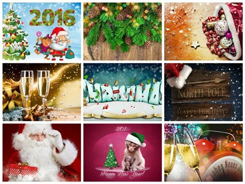 75 Amazing Christmas HD Wallpapers Mix 6