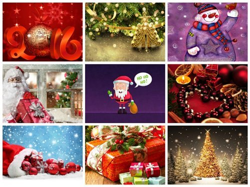 75 Amazing Christmas HD Wallpapers Mix 7