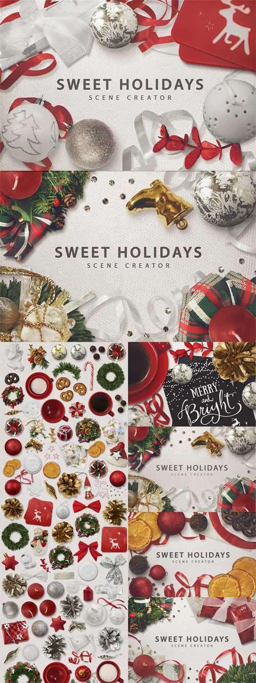 Sweet Holidays | SCENE CREATOR | - 473287