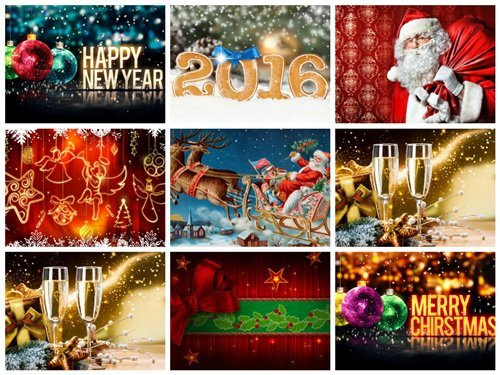75 Amazing Christmas HD Wallpapers Mix 8