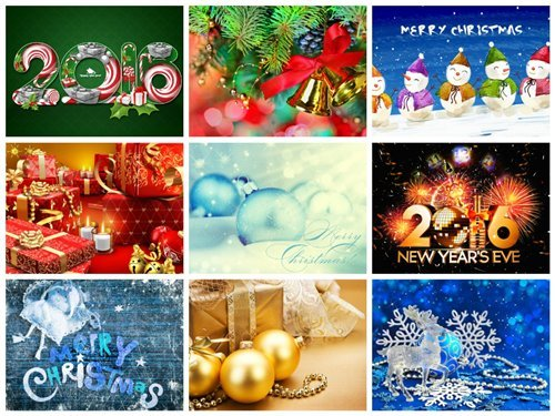 75 Amazing Christmas HD Wallpapers Mix 9