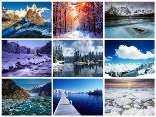75 Winter Landscapes HD Wallpapers 6