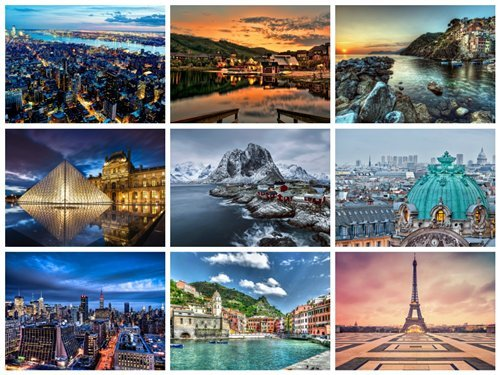 60 Beautiful Cityscapes HD Wallpapers 3
