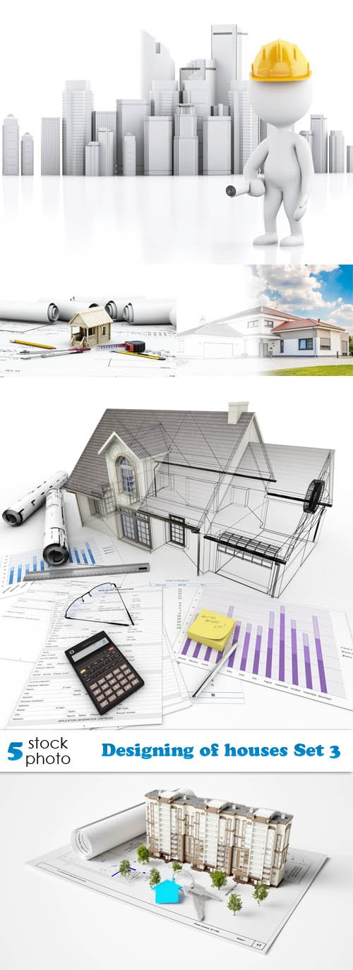 Photos - Designing of houses Set 3