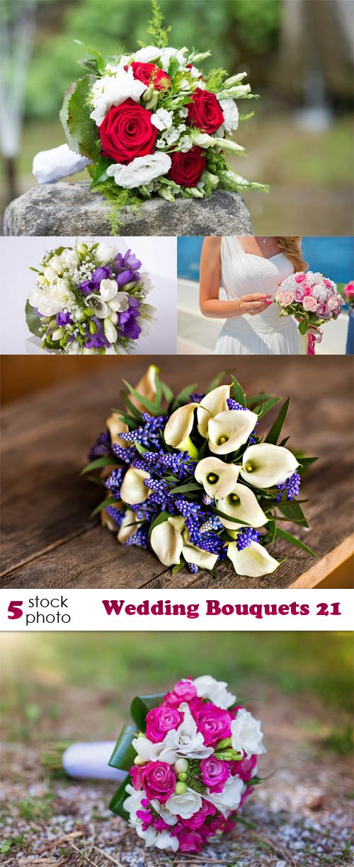 Photos - Wedding Bouquets 21