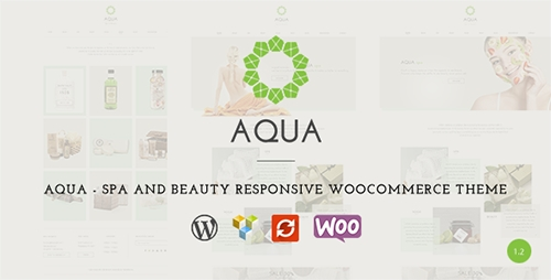 ThemeForest - Aqua v1.2.1 - Spa and Beauty Responsive WooCommerce WordPress Theme - 11936164