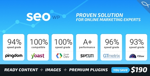 ThemeForest - SEO WP v1.8.3 - Online Marketing SEO Social Media Agency - 8012838