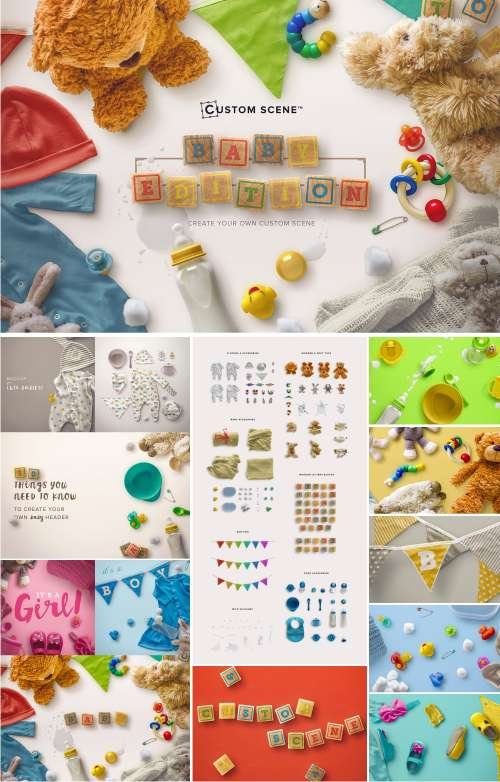 Baby Edition - Custom Scene 490018