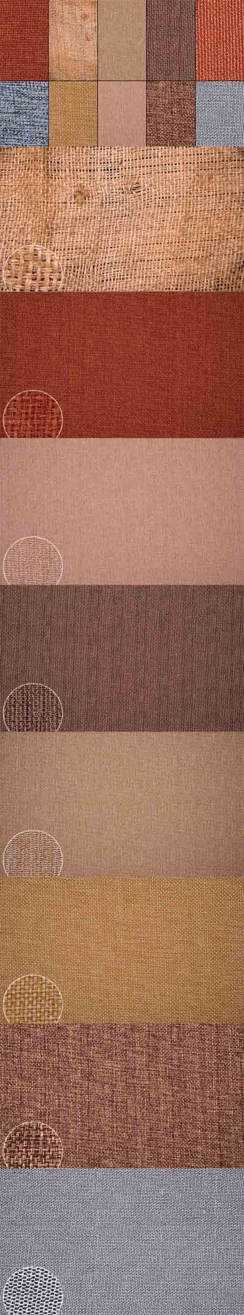 10 Beautiful Jute Fabric Textures