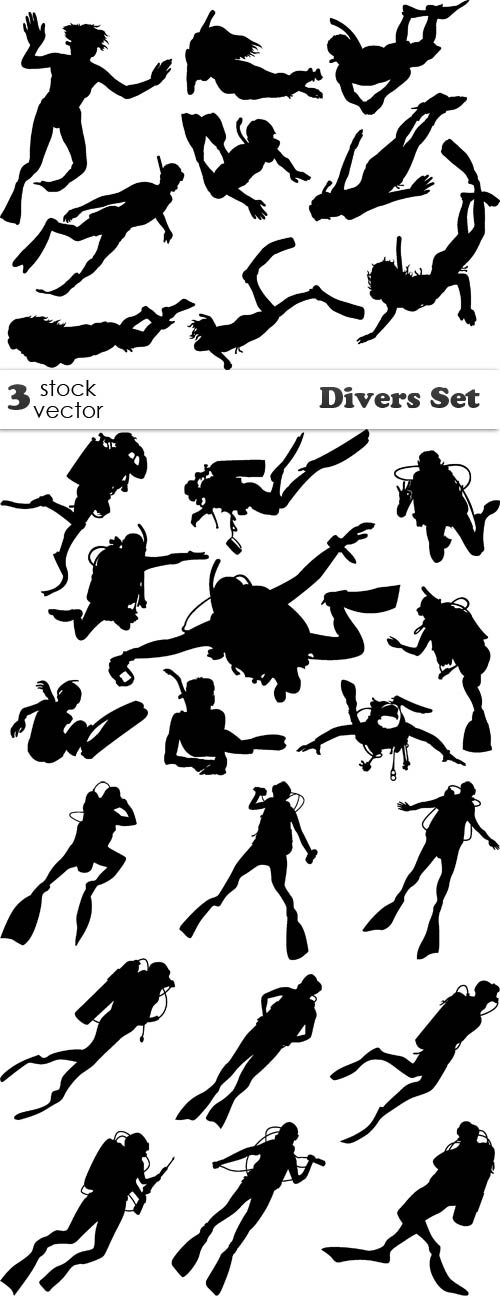 Vectors - Divers Set