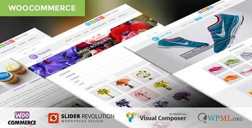 ThemeForest - ButterFly v1.3.1 - Creative WooCommerce Theme - 10666081