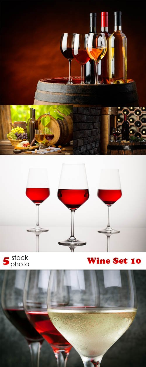 Photos - Wine Set 10