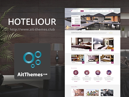 Ait-Themes - Hoteliour v1.64 - WordPress Theme for Hotels