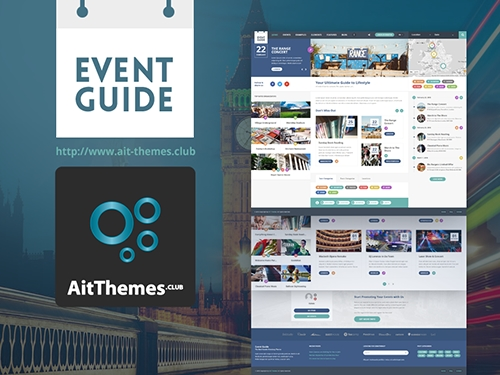 Ait-Themes - Event Guide v1.11 - Directory WordPress Theme
