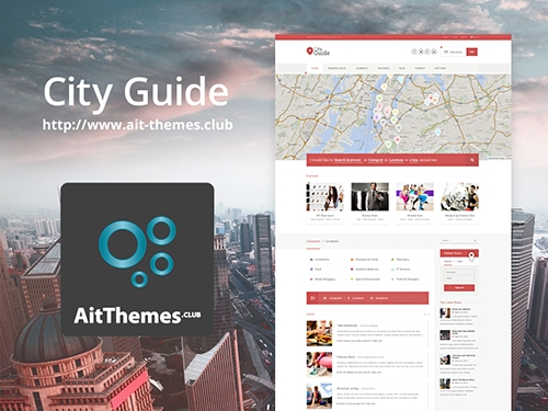 Ait-Themes - City Guide v2.53 - Directory WordPress Theme
