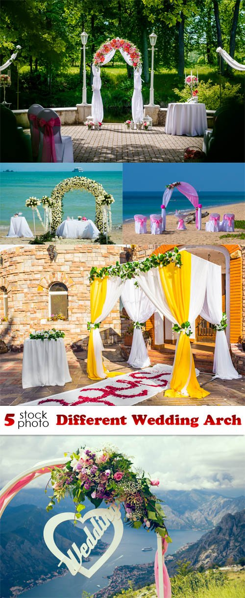 Photos - Different Wedding Arch