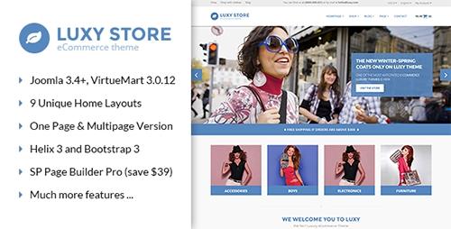 ThemeForest - Vina Luxy v1.0.0 - Multipurpose VirtueMart Joomla 3.4.x Template - 14427738