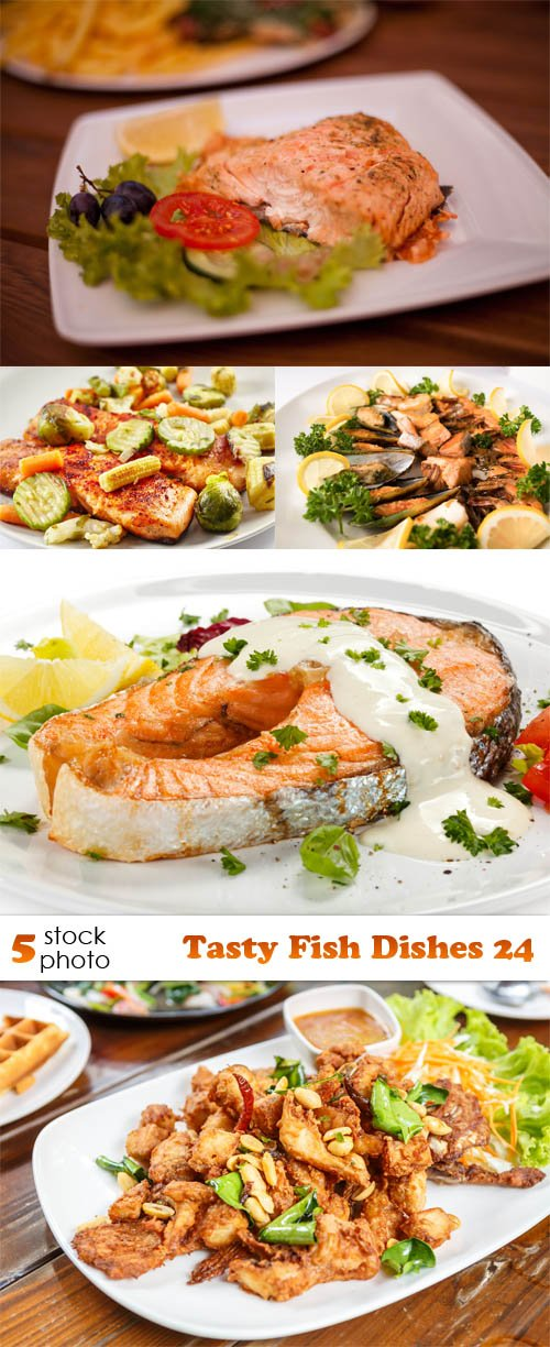 Photos - Tasty Fish Dishes 24