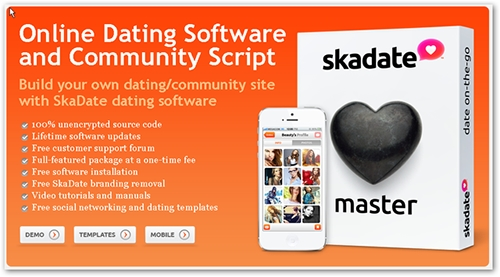 Skadate dating software nulled graphics
