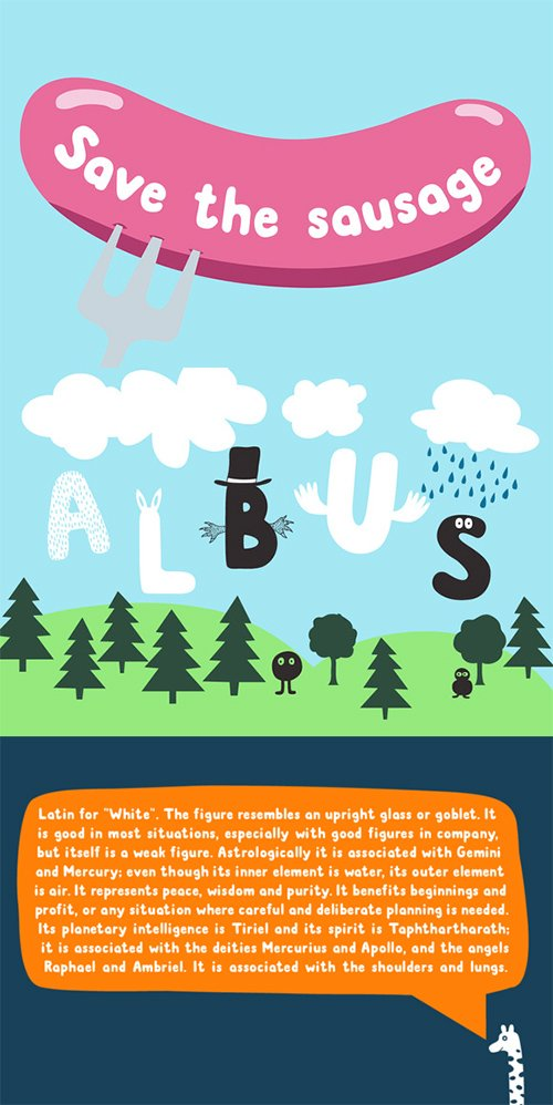 Albus & Friends - Creativemarket 25925