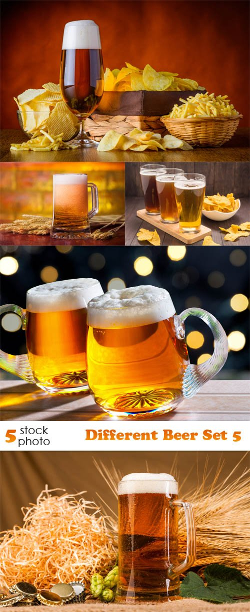 Photos - Different Beer Set 5
