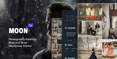 Moon v3.1.1 - Photography Portfolio, Blog & Shop for Creatives - 11413730