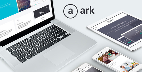 ThemeForest - Ark v1.2.2 - Responsive Multi-Purpose HTML5 Template - 13924383