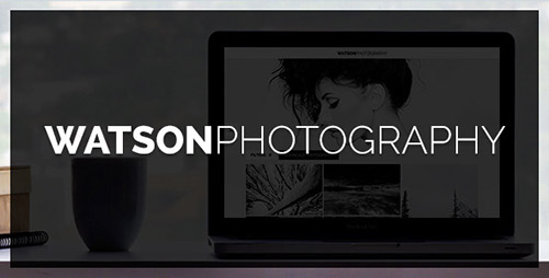 ThemeForest - Watson v1.3.5 - Photography WordPress Theme - 9779298
